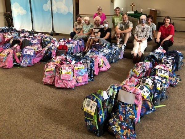 Backpack Crew Brady Hall
